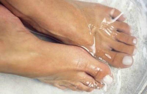 méregtelenítés hagymával a lábakon
