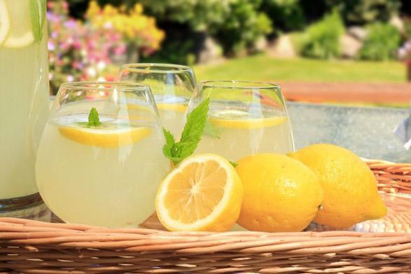 méregtelenítő vizet és citromot széklet a helmintákhoz, mennyi előkészület