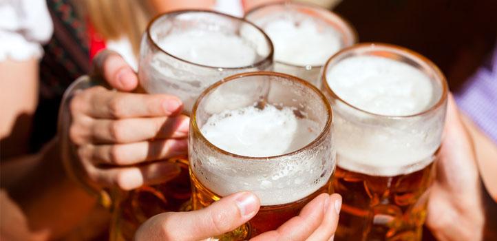 sör felállítása után